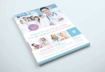 Pregnancy Indesign Flyer Template (1)